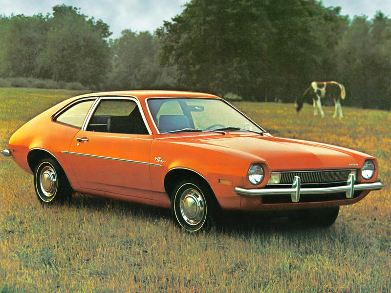 Everybody Had A Pinto: The Car Of The 70\'s | Groovy History