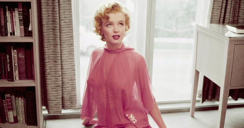 Marilyn Monroe Like You Haven't Seen Her Before
