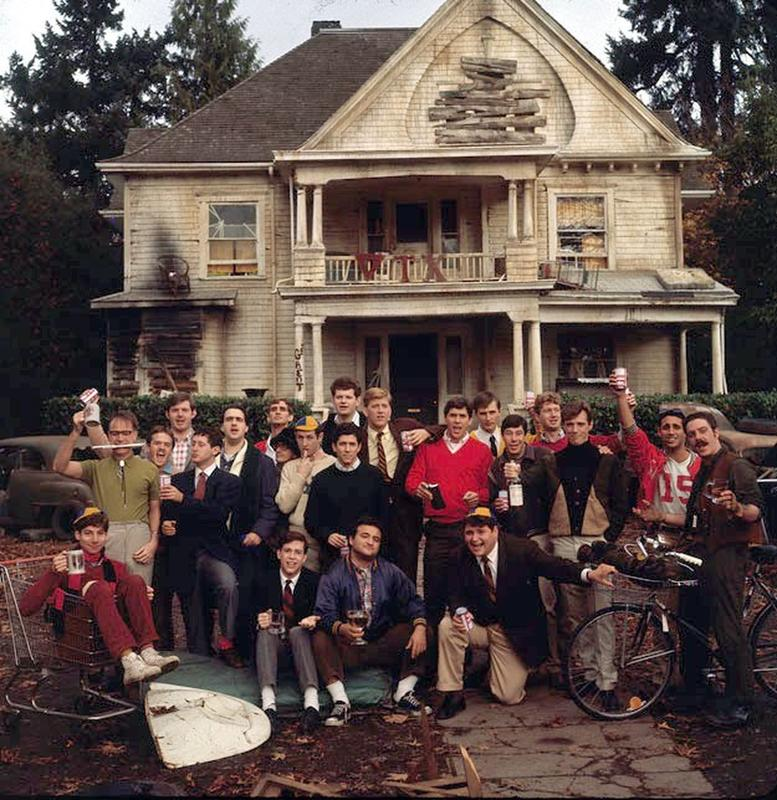 national lampoon s animal house groovy history