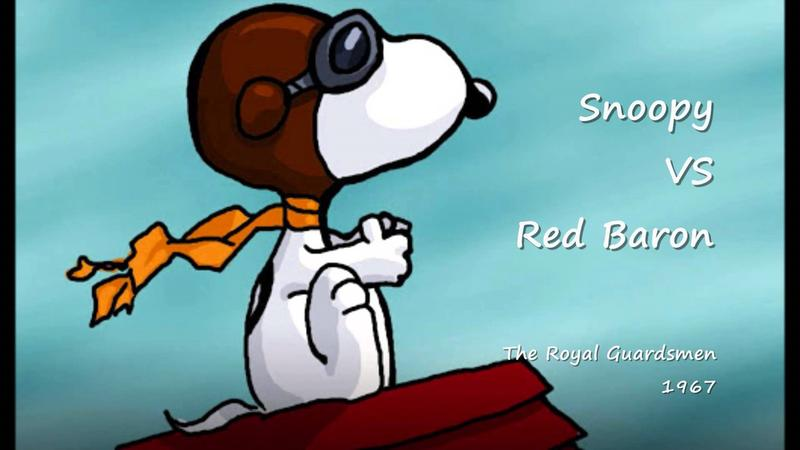 following that they released the return of the red baron and snoopys christmas