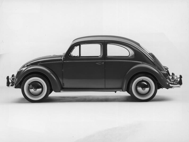 Beetle Sedan Circa 1961 Promotional Studio Image Of A 1962 Volkswagen Photo By Hulton Archive Getty Images