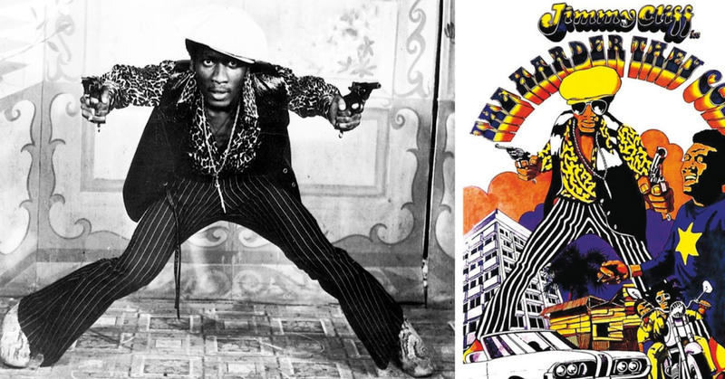 The Harder They Come:' Jimmy Cliff Brings Reggae To America