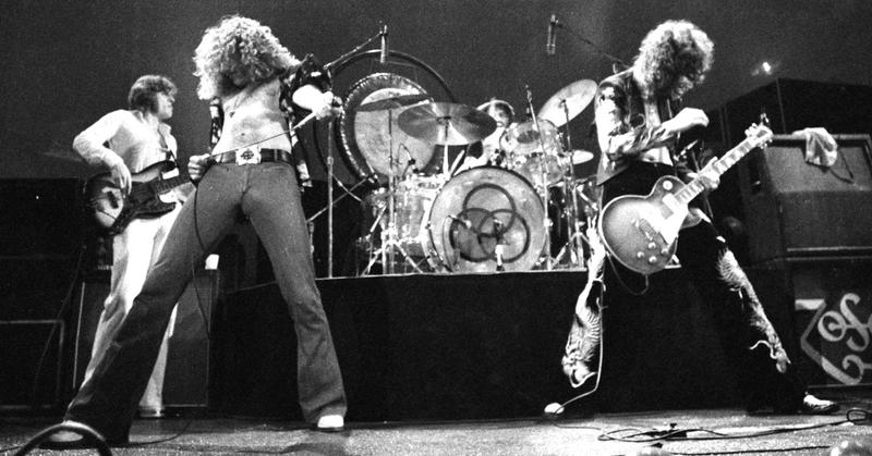 How Led Zeppelin Turned Old Blues Into Hard Rock And Heavy Metal