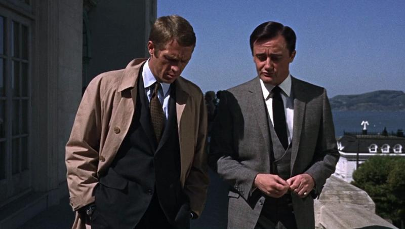 Image result for bisset and mcqueen in bullitt