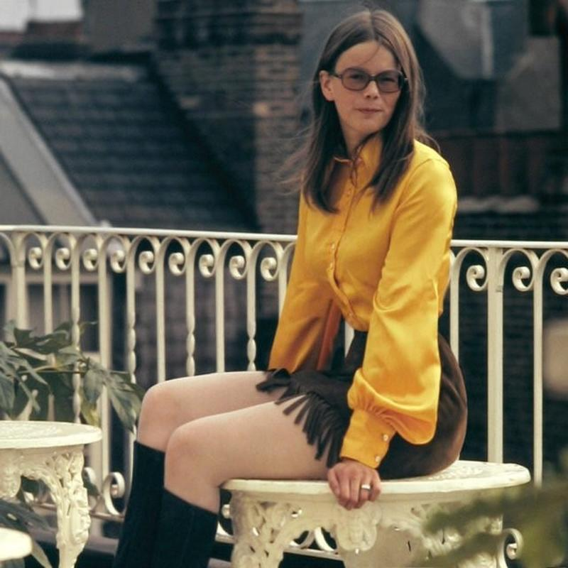 The Groovy Style Of The Post Hippie 1970 S Groovy History