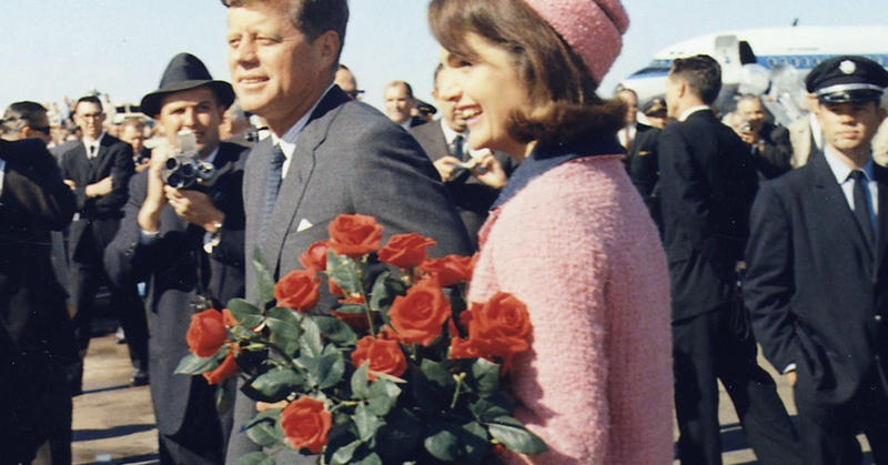 Why Jackie Kennedy Wouldn't Change Out Of Her Bloody Chanel Suit