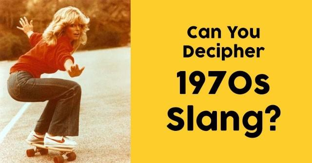 The Best Slang Word of the 70s | Groovy History