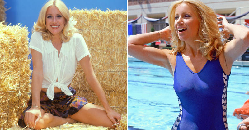 Three's Company To ThighMaster: Suzanne Somers, Then And Now