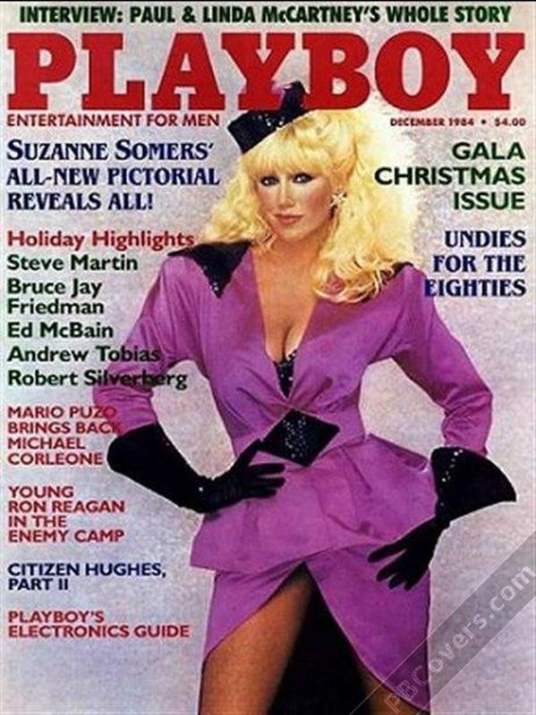 Suzanne Somers' Love/Hate Relationship with Playboy