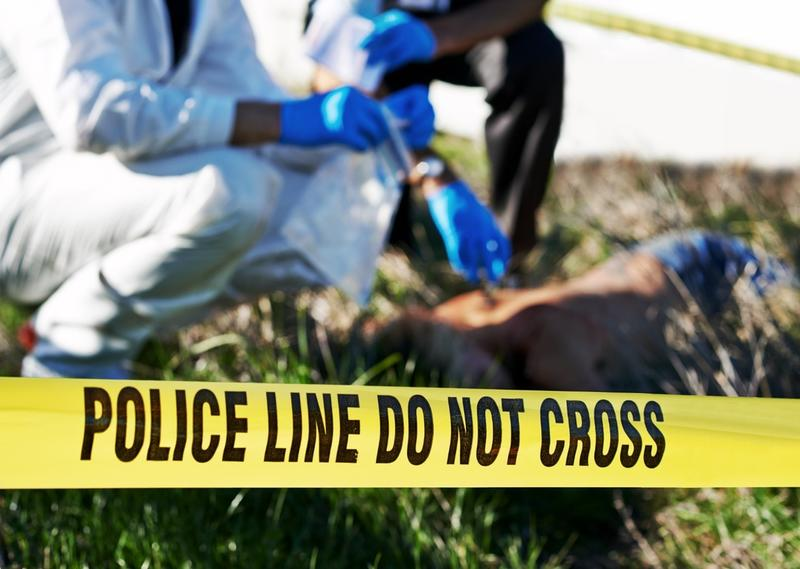 Scary Crime Scene Photos from the 70s | Groovy History
