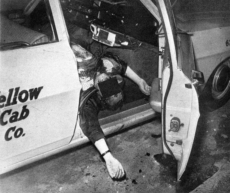 Scary Crime Scene Photos from the 70s   Groovy History