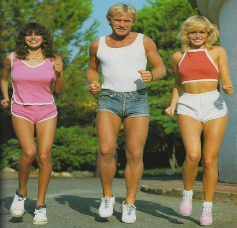 Mens Shorts Styles Of The 70s