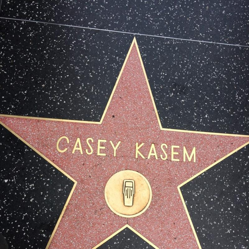 With 'American Top 40' And Shaggy, Casey Kasem Narrated Our
