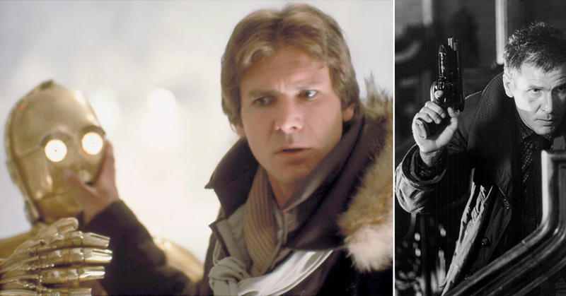 Indy, Han, Deckard, And Beyond: Harrison Ford, Then And Now