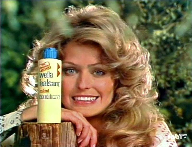 d9807ea7eea4c When Charlie's Angels first aired, Farrah Fawcett was not well known -- but  that would soon change.