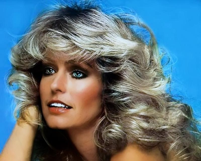 3e0cd39a8f276 The poster of Farrah Fawcett in the red swimsuit sold millions of copies,  and is known worldwide.