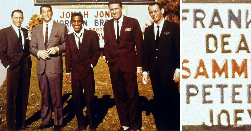 Who Was In The Rat Pack? The History of Sinatra's Vegas Crew