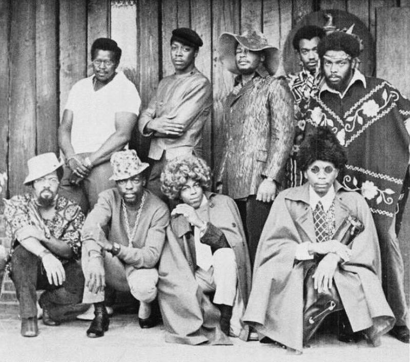 George Clinton & Parliament-Funkadelic: The P-Funk Connection
